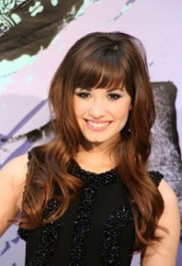 Demi Lovato - She is adorable, she's down to earth, she acts her age, and she can sing, and I mean really sing. She's the anti-Miley!