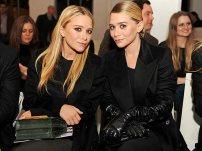 Olsen twins.