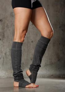 Alex Legwarmers: For those sessions where you feel just a little chilly… or just want to channel your own Flashdance moment.