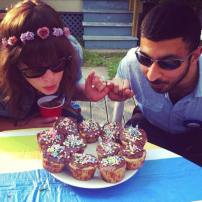 27th birthday celebrations – make a wish!