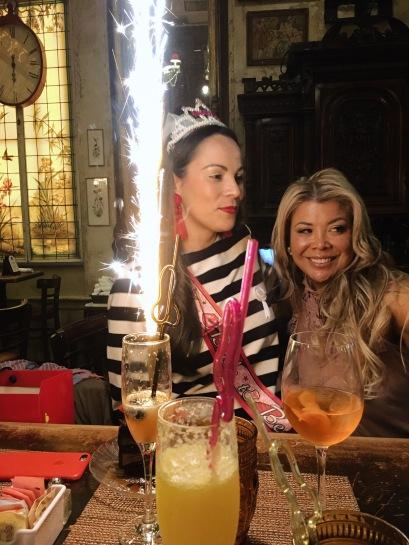 Bachelorette sparklers