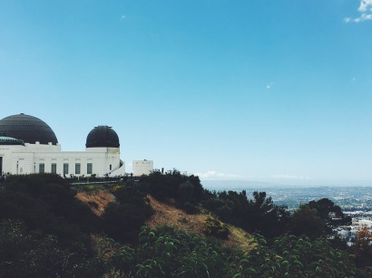 Griffith Observatory hike